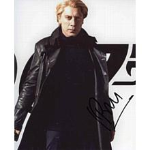 Javier Bardem James Bond 'Skyfall' 007 Signed 8x10 Photo Certified Authentic COA