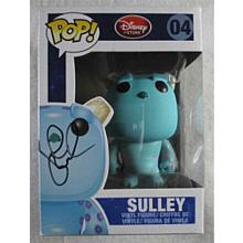 John Goodman Monsters Inc Sully Signed Funko Pop Doll Certified Authentic PSA/DNA COA