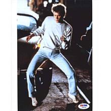 Kevin Bacon 'Footloose' Signed 8x10 Photo Certified Authentic PSA/DNA COA