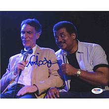 "Neil deGrasse Tyson ""Nova"" Cosmos Signed 8x10 Photo Certified Authentic PSA/DNA COA"