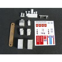 N Scale Convenience Store Accessories