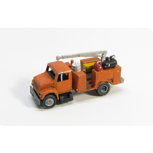 "Z Scale ""I"" Class Equipment Service Truck"