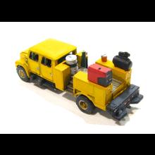 "Z ""I"" Class Crew Cab Equipment Service Truck"