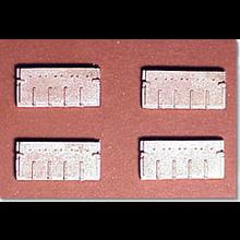HO Battery Box Covers (Qty. 4)