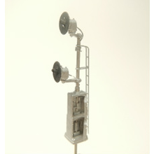 N Double Cabinet Mount Searchlight Signal