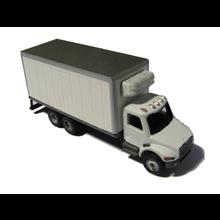 N FL-M2 Class 20' Van Truck