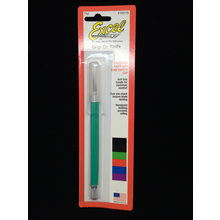 Excel Grip-On Knife -Color Handle Varies