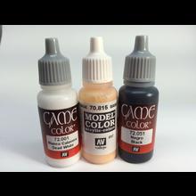 Vallejo Paints - Basic Figure Set