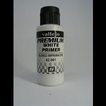 Vallejo Premium White Primer 60 ml
