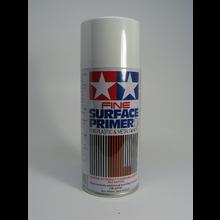 Tamiya White Surface Primer - 180 ml. spray can