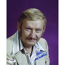 Dave Madden Partridge Family Signed 8x10 Photo Certified Authentic PSA/DNA COA