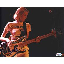 Aimee Mann Til Tuesday Signed 8x10 Photo Certified Authentic PSA/DNA COA