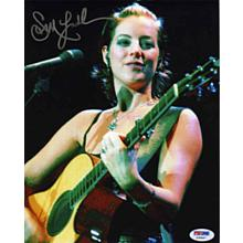 Sarah McLachlan Nice Signed 8x10 Photo Certified Authentic PSA/DNA COA