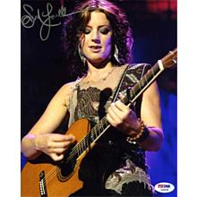 Sarah McLachlan Great Signed 8x10 Photo Certified Authentic PSA/DNA COA