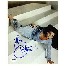 Cher Vintage Signed 8x10 Photo Certified Authentic PSA/DNA COA