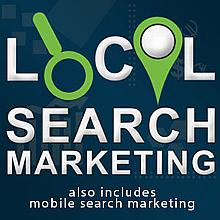 d. Local Search Marketing