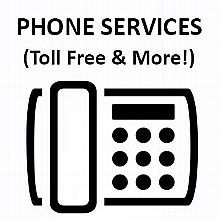 k. Special Phone Services