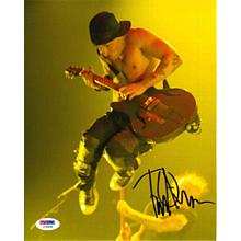 Tim Armstrong Rancid Signed 8x10 Photo Certified Authentic PSA/DNA COA