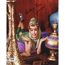 "Barbara Eden ""I dream of Jeannie"" Signed 8x10 Photo Certified Authentic PSA/DNA COA"