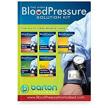 High Blood Pressure Solution Kit (Print Edition + Digital Access)