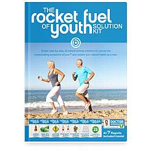 The Rocket Fuel of Youth Solution Kit (Print Edition + Digital Access)