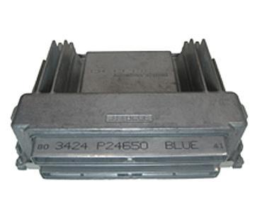 LS/VORTEC ENGINE PCM WITH PROGRAMMING (RED/BLUE)