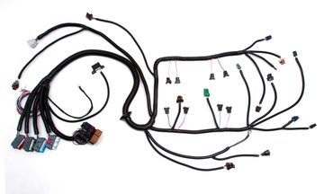 '94 - '95 LT1/LT4 W/ 4L60E STANDALONE WIRING HARNESS Fan Wiring Harness Chevy Impala Ss on