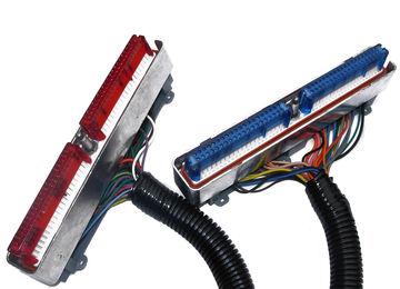 '05 - '06 LS1 (W/LS2 TB/EV6 INJECTORS) W/ T56/TR6060 STANDALONE WIRING  HARNESS W/ RED/BLUE PCM (DBW)