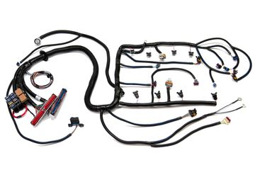 1997 2002 ls1 5 7l psi standalone wiring harness w 4l60e trans  wiring harness replacement 5 7engine #14
