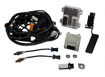 kit 1038 ls3 engine controller kit w 4l60e 4l65e 4l70e 4l80e rh psiconversion com LS3 Engine Covers LS3 Crate Engine