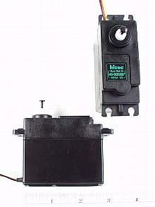 Mega 1/4 Scale Servo HS-805BB: Universal