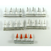 N Traffic Safety Cones (20)
