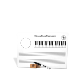 Small Music Whiteboard