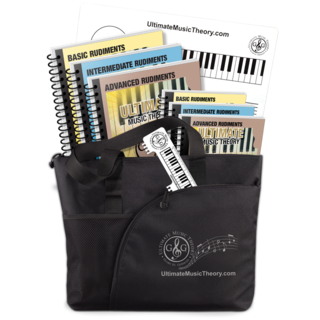 The Music Theory Pack Kit - Reg. $207.23