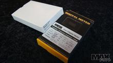 MAX Engine Vitals Digital Meter - PRESSURE, TEMP, VOLT