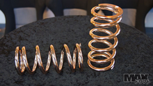 MAX 6 KG Springs for Competition Coilovers