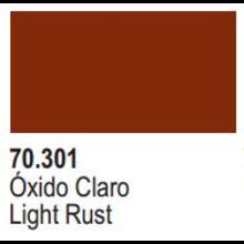 Vallejo Light Rust
