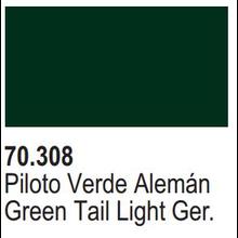 Vallejo Green Tail Light