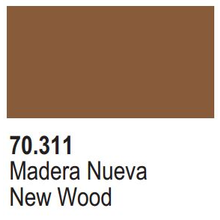Vallejo New Wood