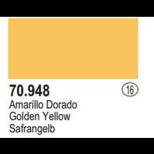Vallejo Golden Yellow