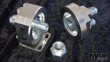 MAX Remote oil filter adapters