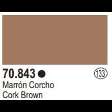 Vallejo Cork Brown