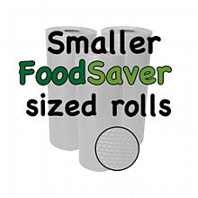 Foodsaver Sized Vacuum Sealer Rolls
