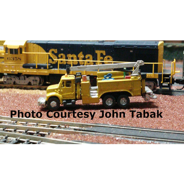 N Scale Parts & Accessories N Scale Standard Truck and