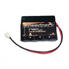 7.2V 1750mAH NiMH Battery: Mini-T, MLST/2
