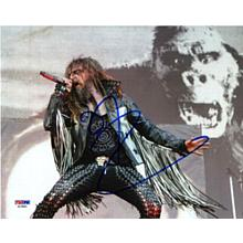 Rob Zombie Cool Signed 8x10 Photo Certified Authentic PSA/DNA COA AFTAL