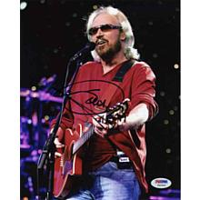 Barry Gibb 'Bee Gees' Signed 8x10 Photo Certified Authentic PSA/DNA COA