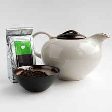 Earth Tone Teapot