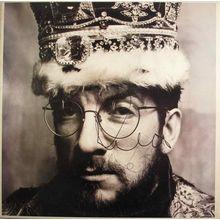 Elvis Costello Signed Record LP Album Certified Authentic PSA/DNA COA