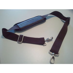 Brown Padded Shoulder Strap